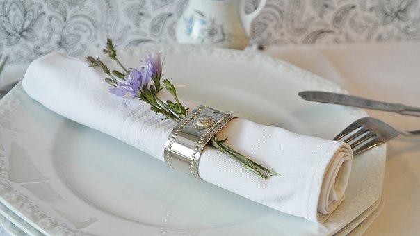 Napkin Ring, Napkin, Cloth Napkins, Gedecker Table