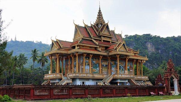 Temple, Buddhist, Religion, Asia, Travel, Buddha