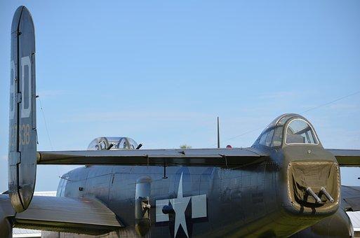 Airshow, Aircraft, Airplane, Bomber, Aviation, Plane