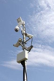 Cctv, Surveillance, Security, Camera, Safety, Control