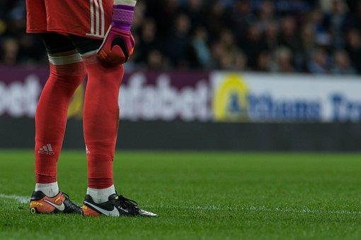 Soccer, Football, Footballer, Goalkeeper, Sport, Match