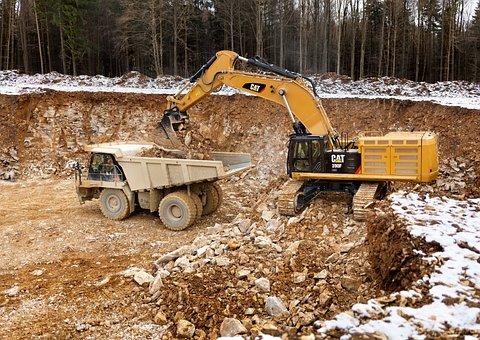 Earth, 390f, Hydraulic, Excavators, Cat, Caterpillar