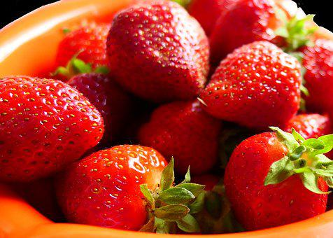 Strawberries, Fruits, Red, Fruit, Sweet, Delicious