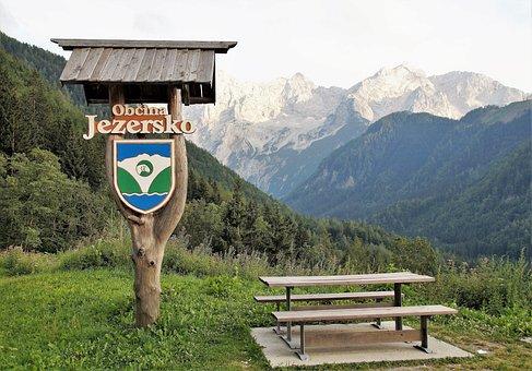 Jezersko, Slovenia, Julian Alps, Tourism, Mountains