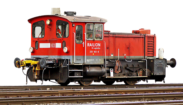 Small Loco With Oil-fired Heating, Köf3, Db