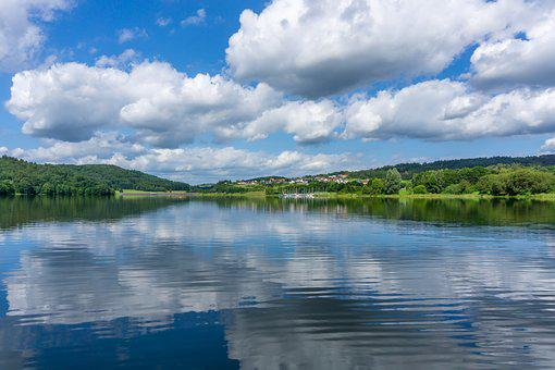 Lake, Sailing Boat, Boot, Water, Water Sports, Sail