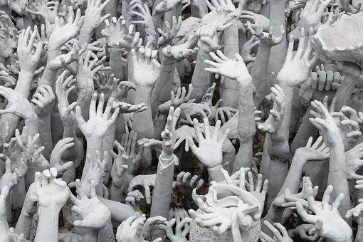 Hands, Help, Migration