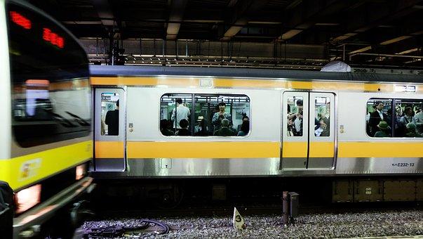 Train, Station, Railway, Travel, Trip, Transportation