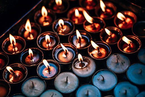Candle, Light, Fire, Flame