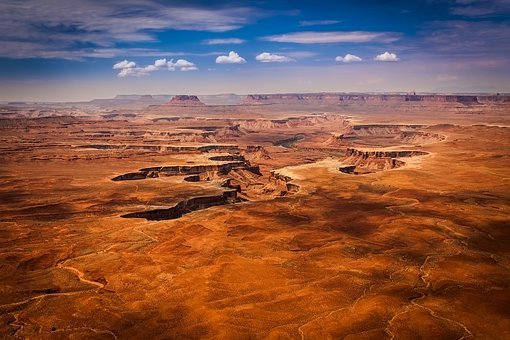 Canyonlands National Park, Utah, Tourism, Landscape