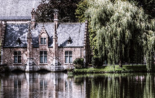 Bruges, Belgium, Historically, Romantic, Channel