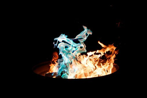 Fire, Flame, Charcoal, Ash, Smoke, Heat, Bonfire