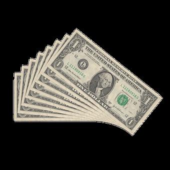Dollar, Currency, Money, Us-dollar, Franklin, Seem