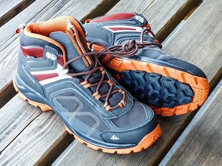 Shoe, Boots, Fashion, Hiking Shoes, Shoestring