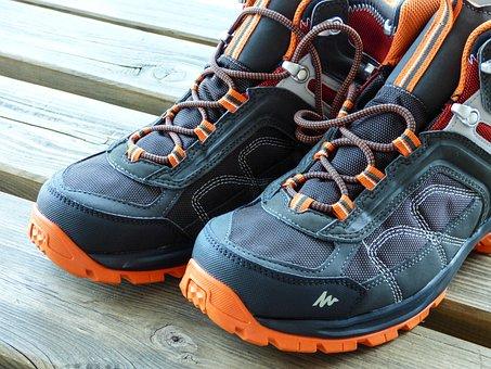 Shoe, Boots, Hiking Shoes, Color, Shoestring, Fashion