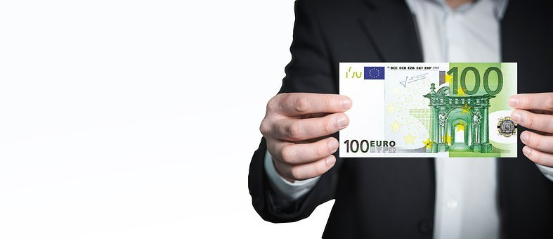 Euro, List, Note, Office, Business, Suit, Businessman
