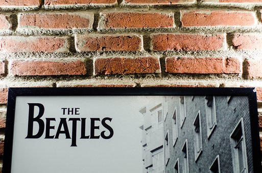Bricks, Wall, Frame, Picture, Photo, Band, Light, Old