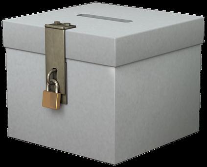 Ballot Box, Choice, Bundestagswahl, Demokratie, Castle