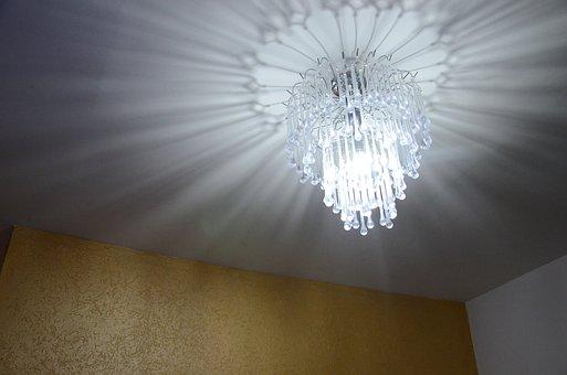Chandelier, Light, Brightness, Lamp, Environment