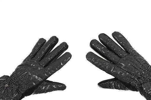El, Msn Letters, Finger, Glove, Studio, White Fund