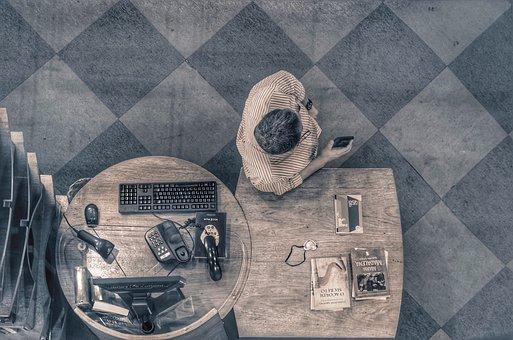 Work, Desk, Office, Mouse, Pad, Table, Desktop