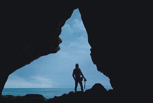 People, Man, Travel, Adventure, Camera, Alone, Shadow