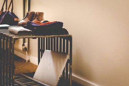 Table, Shoes, Boots, Sole, Fashion, Laptop, Macbook