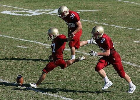Football, Court, Game, Play, Hobby, Sport
