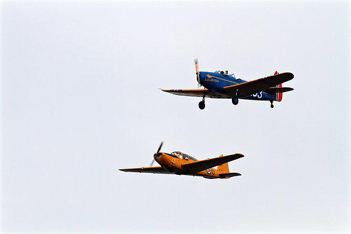 Airplane, Travel, Adventure, Plane, Aircraft, Battle