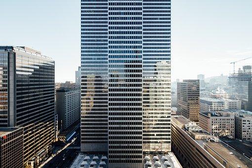 Urban, City, Establishment, Building, Structure