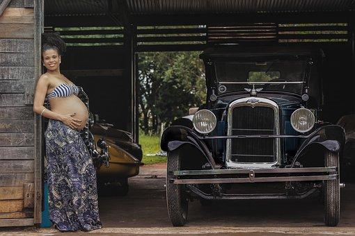 Car, Vehicle, Transportation, Vintage, Old, Garage
