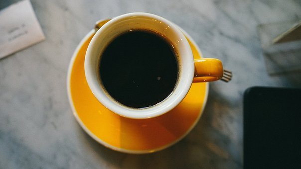 Coffee, Cafe, Hot, Mug, Cup, White, Coffeemaker, Shop