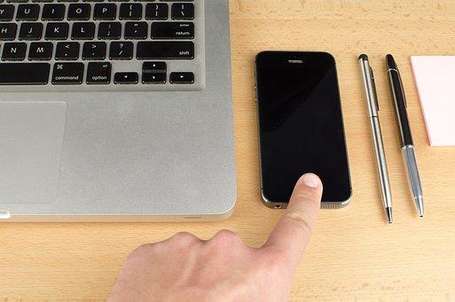 Laptop, Apple, Keyboard, Technology, Macbook