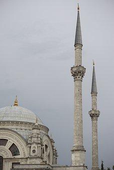 Cami, Minaret, Turkey, Aesthetics, Prayer, Faith