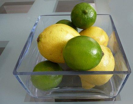 Shell, Lemon, Lime, Summer, Citrus Fruits, Healthy