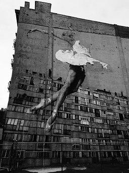 Street Art, Vandal, Graffiti, Paint, Design, Art