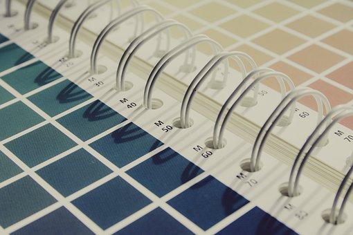 Cmyk, Color, Color Fan, Color Picker, Printing Inks