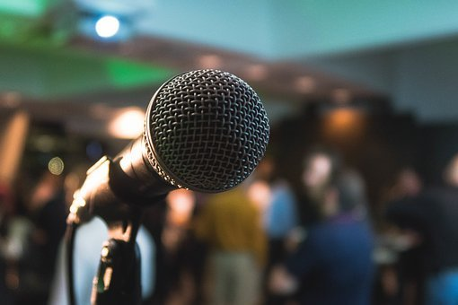 Microphone, Audio, Recording, Music