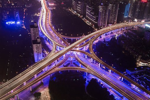 Architecture, Building, Infrastructure, City, Road