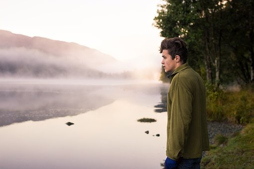 People, Man, Alone, Travel, Adventure, Outdoor