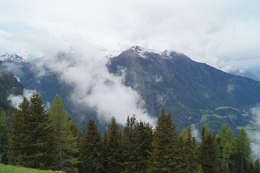 Holiday, Austria, Mountains, Alpine