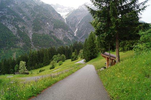Holiday, Austria, Rest, Away