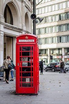 Telephone, People, Urban, City, Vehicle, Cars