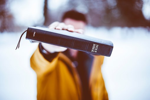 People, Man, Blur, Male, Holy, Bible, Book, Outdoor