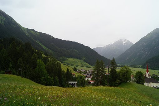 Holiday, Austria, Place, Valley