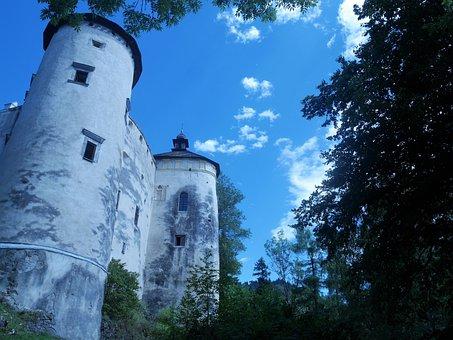 Castle, Niedzica, View