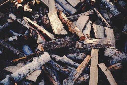 Wood, Firewood, Scrap