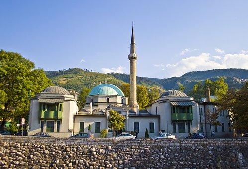 Mosque, Islam, Sarajevo, Ottoman, Bosnia, Culture