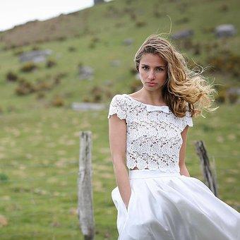 Wedding, Mariee, Romantic, Marriage, Bella, Romance