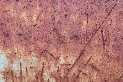 Rust, Texture, Grunge, Surface, Material, Rough, Rusted
